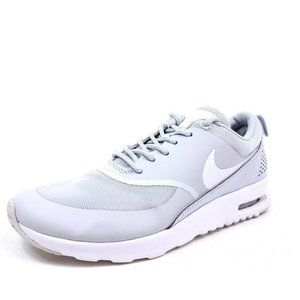 Nike Womens Size 6 Air Max Thea Running Shoes Gray